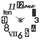 CLOCK NUMBRA