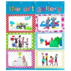 ART GALLERY drawings child exhibitor