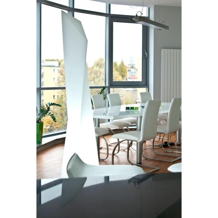 Lampada da terra manhattan per interni for Lampade interni design