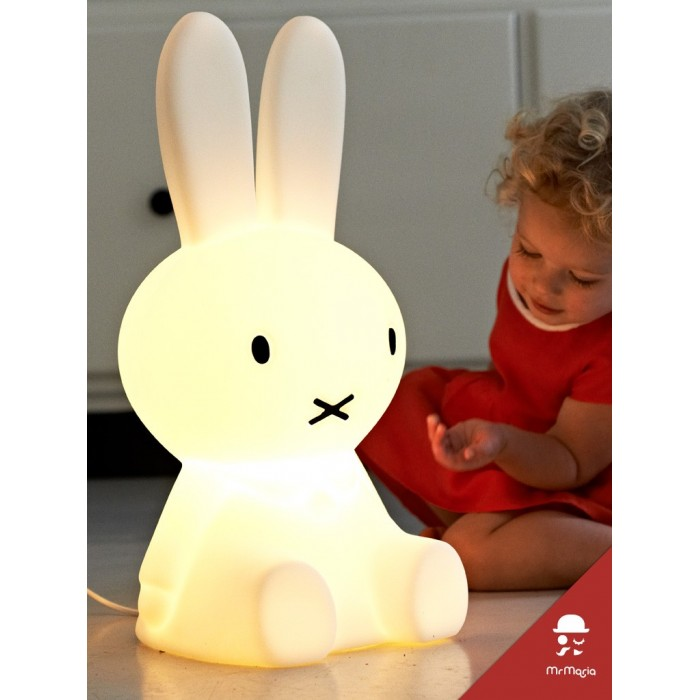 lampada coniglietto miffy. Black Bedroom Furniture Sets. Home Design Ideas