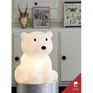POLAR BEAR LAMP NANUK